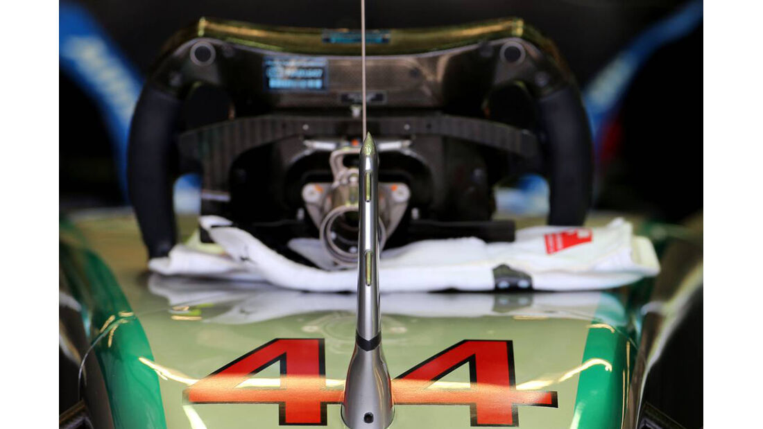 Mercedes - Formel 1 - GP USA - 31. Oktober 2014