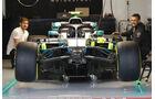 Mercedes - Formel 1 - GP USA - Austin - 18. Oktober 2018