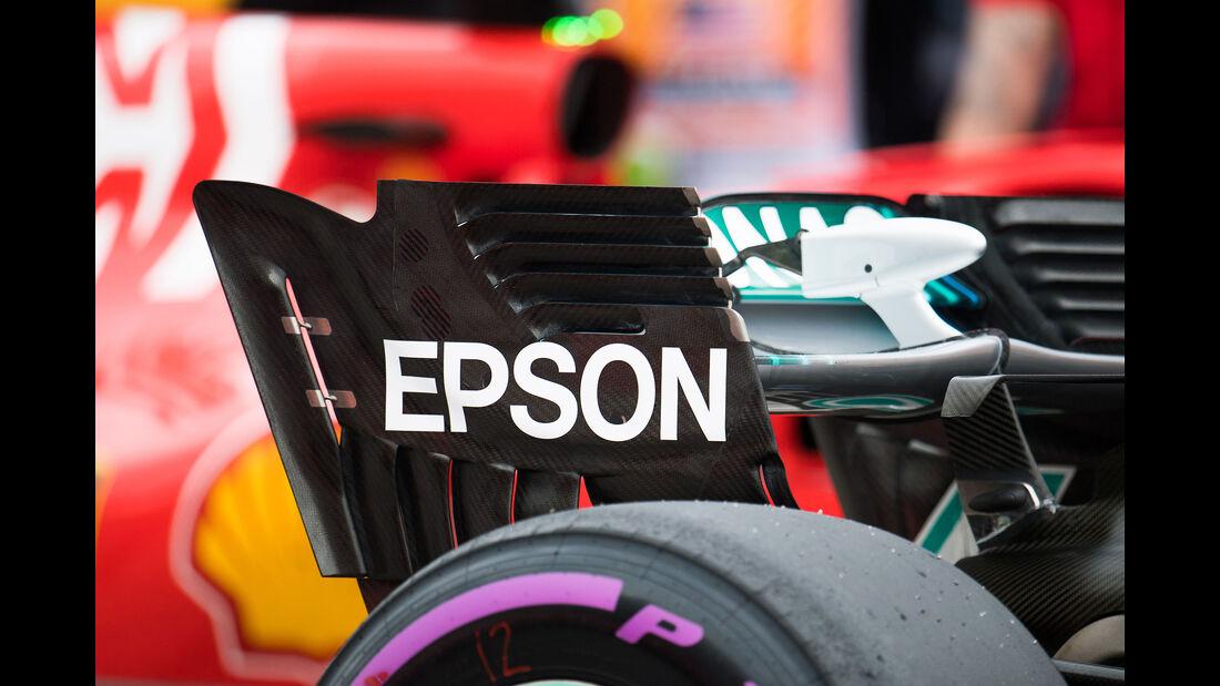 Mercedes - Formel 1 - GP USA - Austin - 20. Oktober 2018