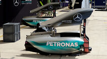 Mercedes - Formel 1 - GP USA - Austin - 21. Oktober 2015
