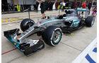 Mercedes - Formel 1 - GP USA - Austin - 22. Oktober 2015