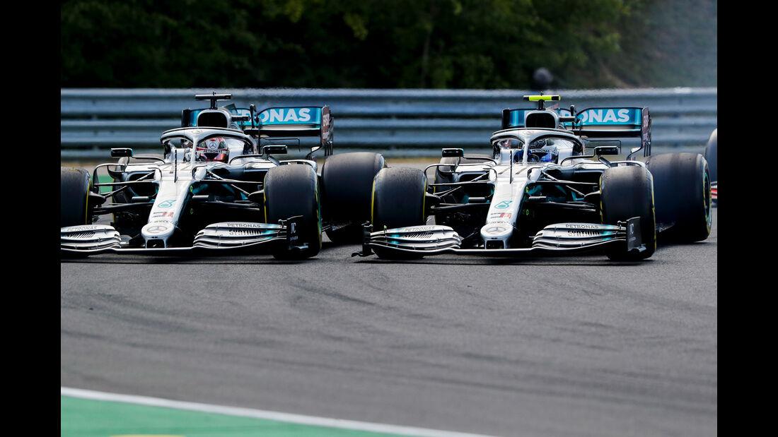 Mercedes - Formel 1 - GP Ungarn 2019