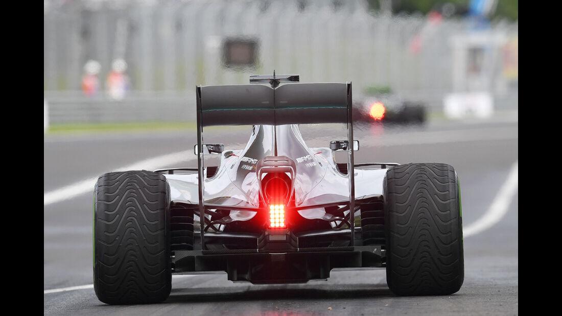 Mercedes - Formel 1 - GP Ungarn - 22. Juli 2016