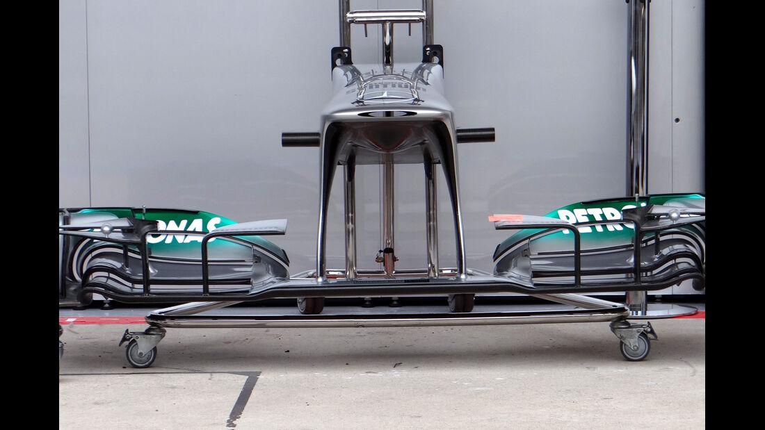 Mercedes - Formel 1 - GP Ungarn - 25. Juli 2013
