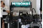 Mercedes - Formel 1 - GP Ungarn - Budapest - 27. Juli 2012
