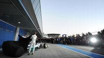 Mercedes - Formel 1 - Jerez-Test 2014