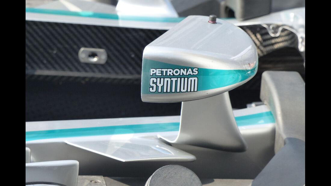 Mercedes - Formel 1-Technik 2014