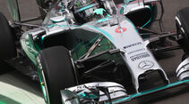 Mercedes - Formel 1-Technik 2014