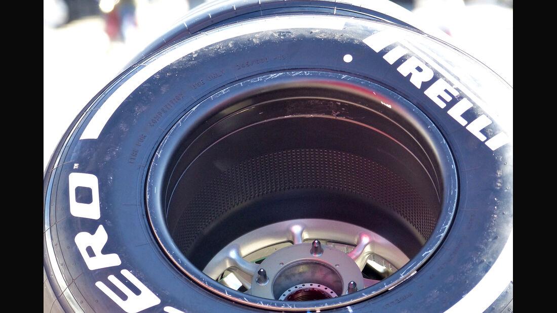 Mercedes - Formel 1-Technik - F1-Test - Jerez - 2015