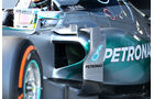 Mercedes - Formel 1-Technik - F1-Test - Jerez - 2015