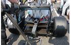 Mercedes - Formel 1 - Technik - GP Italien 2014