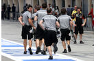 Mercedes - Formel 1 - Test 1 - GP Bahrain 2014
