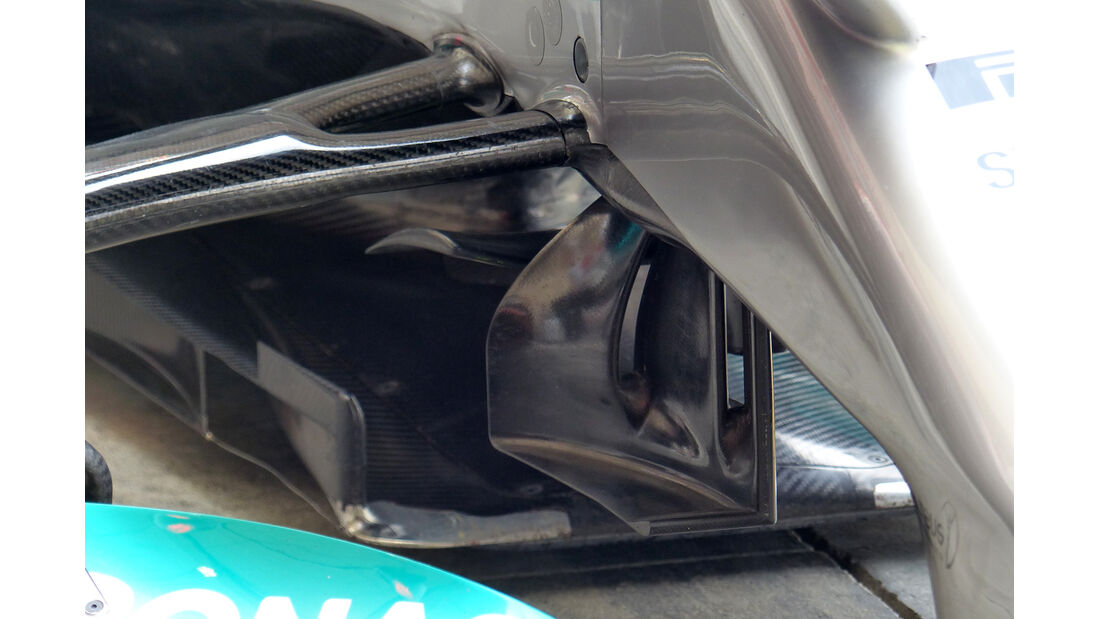Mercedes - Formel 1 - Test - Bahrain - 28. Februar 2014