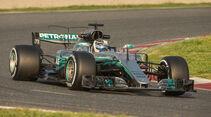 Mercedes - Formel 1 - Test - Barcelona - 2017