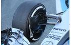 Mercedes - Formel 1-Test Jerez - 1. Februar 2015