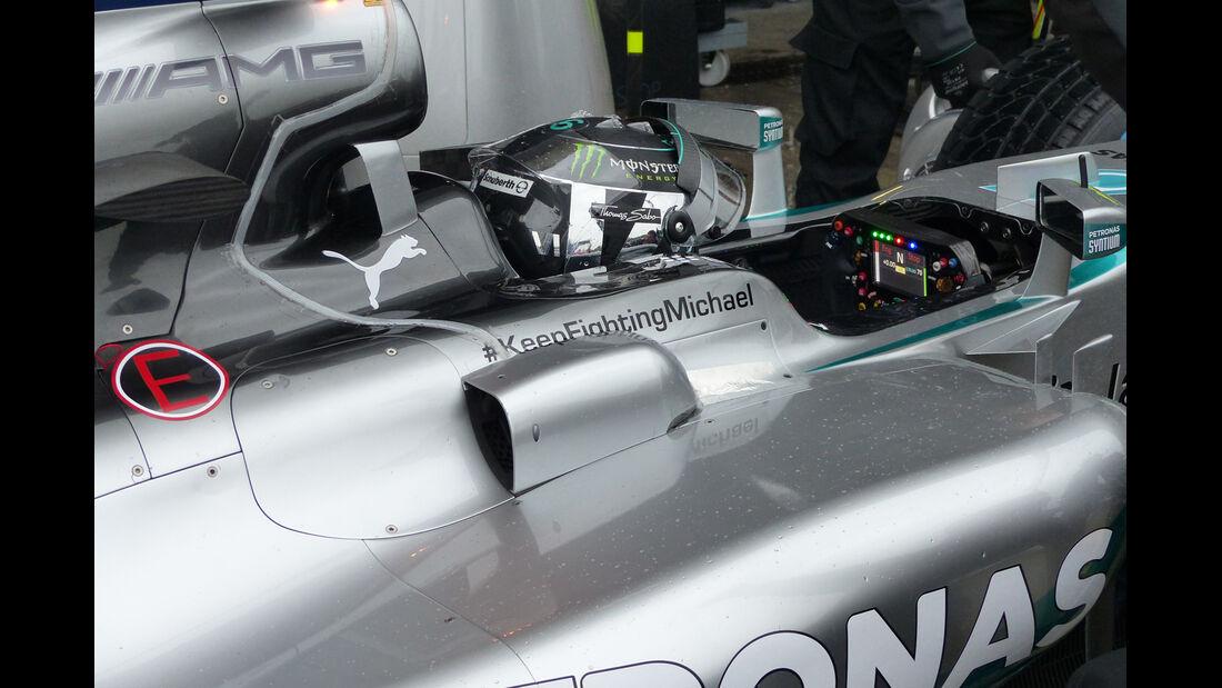 Mercedes - Formel 1 Test - Jerez - 2014