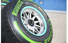 Mercedes - Formel 1-Test - Jerez - 4. Februar 2015