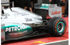 Mercedes - Formel 1-Test - Mugello - 1. Mai 2012