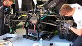 Mercedes - Formel 1 - Testfahrten 2020 -. Barcelona - Tag 2