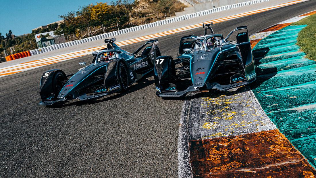Mercedes - Formel E - 2019