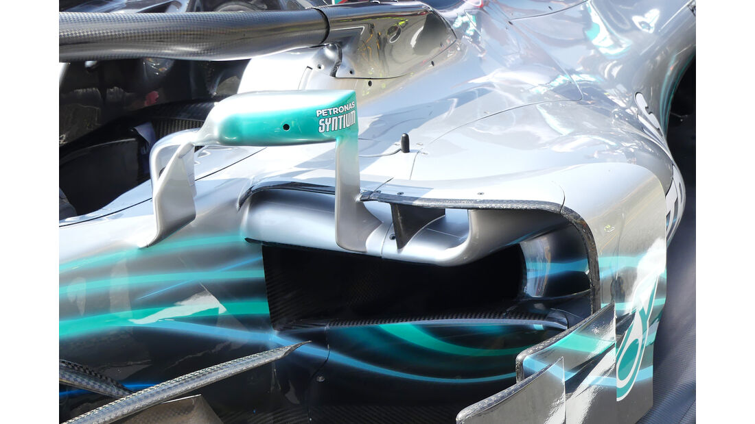Mercedes - Formel - GP Deutschland - Hockenheim - 19. Juli 2018