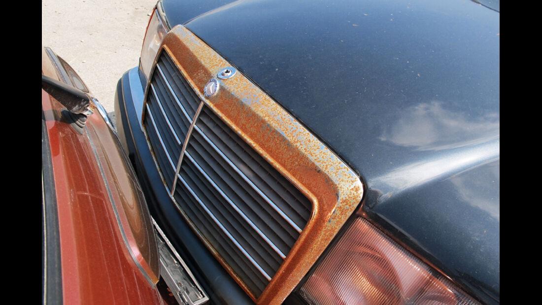 Mercedes Front