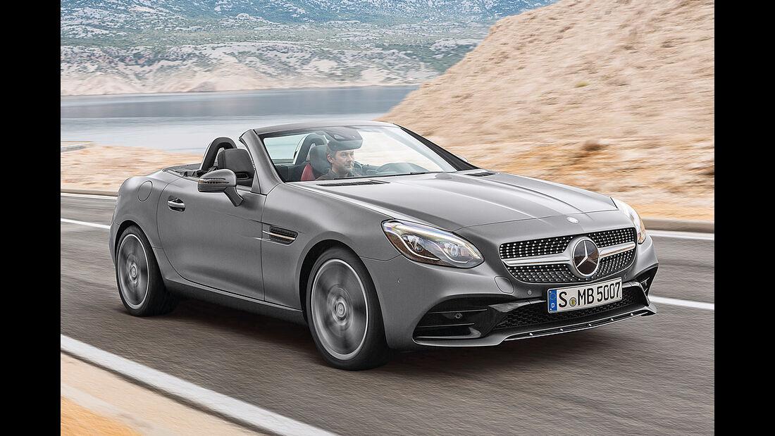 Mercedes, Frontansicht