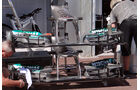 Mercedes Frontflügel - Formel 1 - GP Monaco - 22. Mai 2013