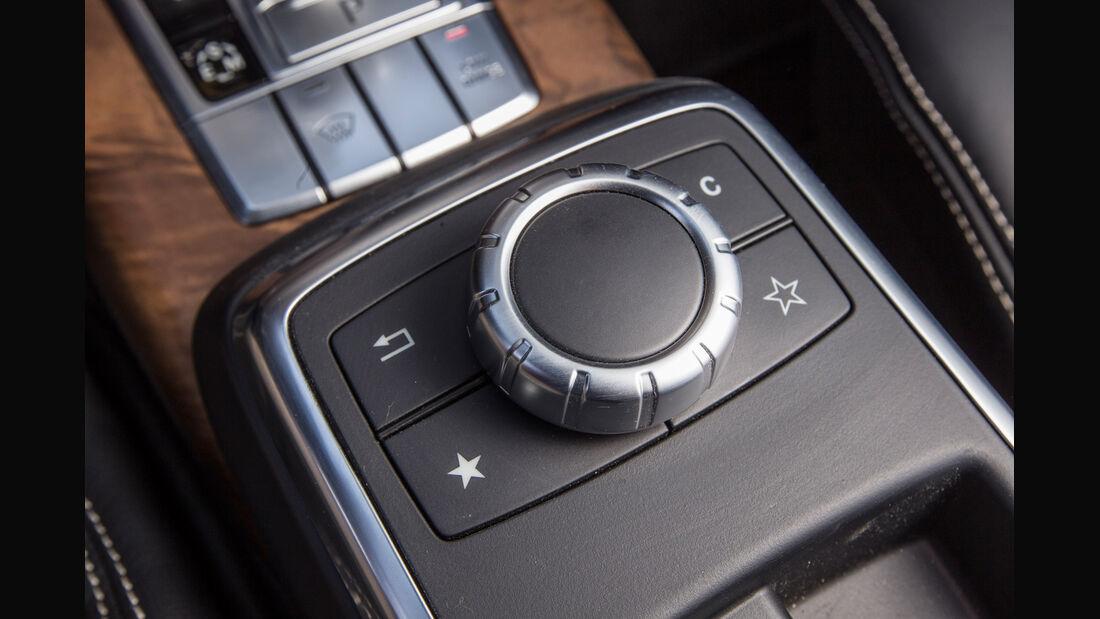 Mercedes G 350, Bedienelement