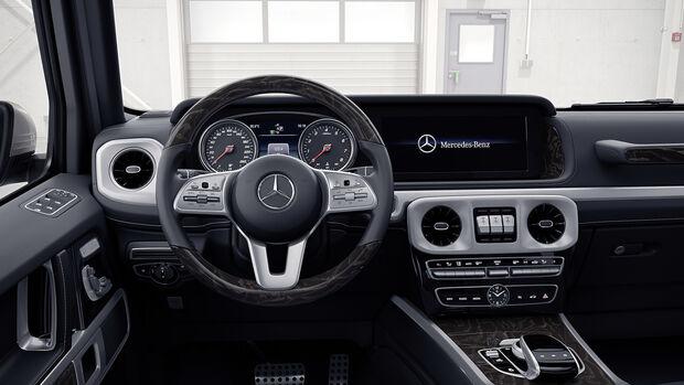 Mercedes G 350 d Fahrbericht Hochgurgl / Timmelsjoch Winter 2018