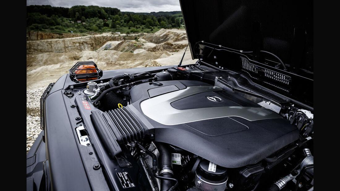 Mercedes G 350d Professional 2016