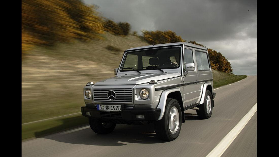 Mercedes G 400 CDI