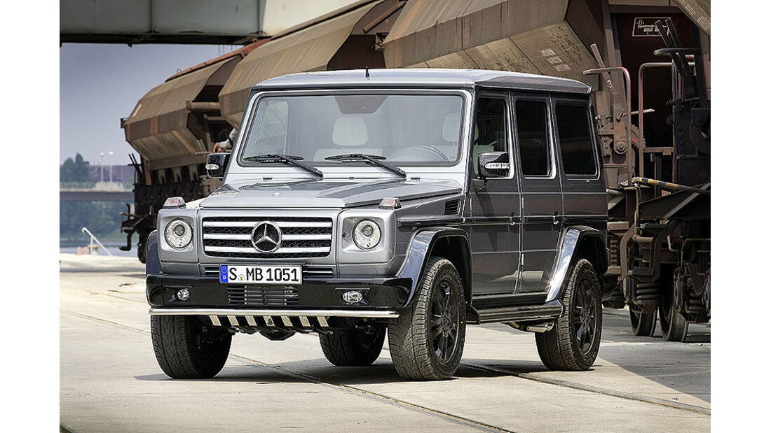 Mercedes G 500 Edition Select