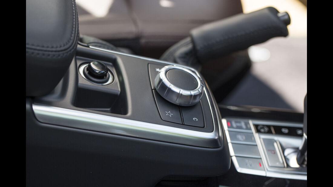 Mercedes G 500 Facelift 2015