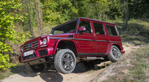 Mercedes G 500 Facelift 2015