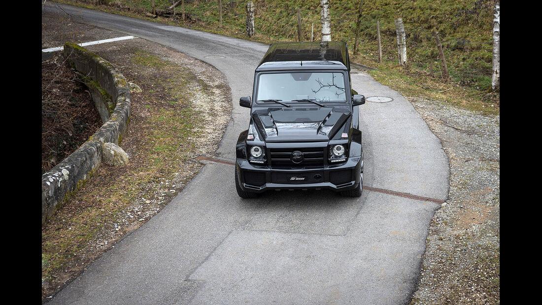 Mercedes G 55 FAB Shahin Genf 2015