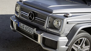 Mercedes G 65 AMG Front