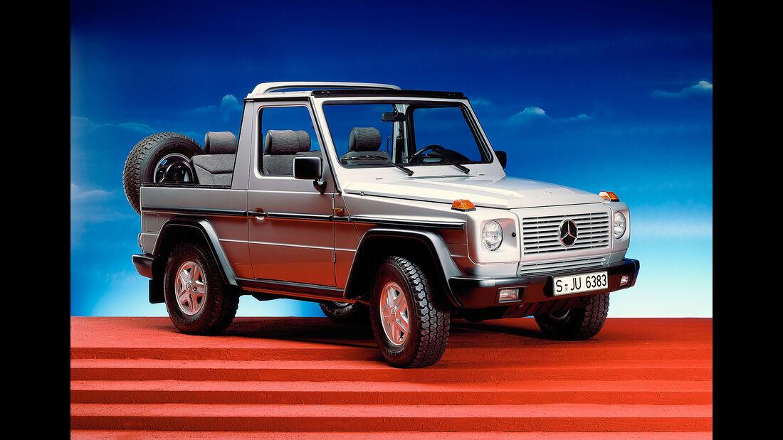Mercedes G Cabrio BR 463 (1989)