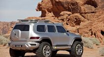 Mercedes G Ener-G-Force 2025 - Studie Los Angeles