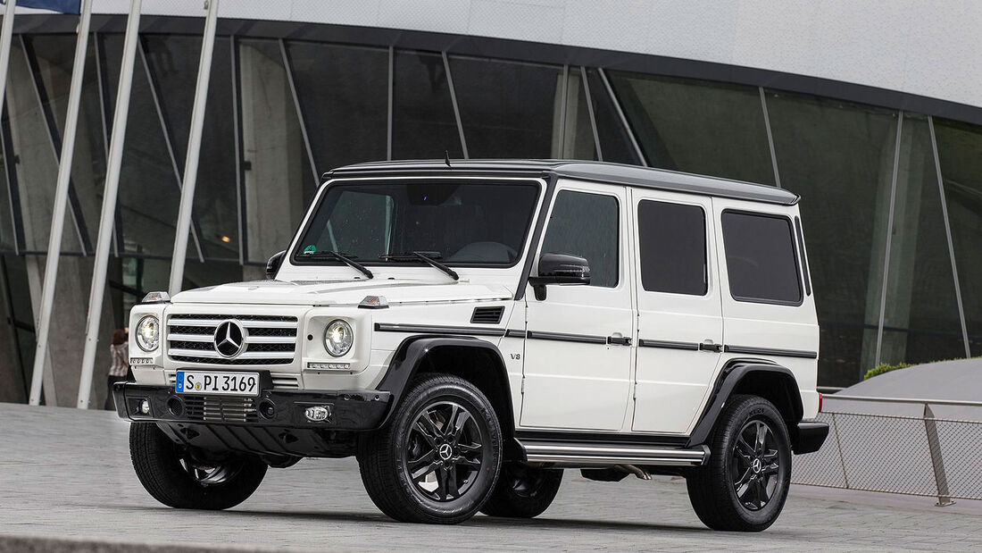 Mercedes G-Klasse Edition 35