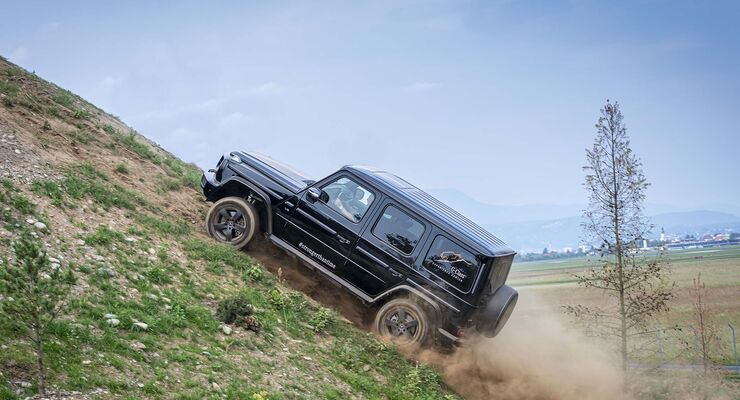 Mercedes G-Klasse Experience Center Graz
