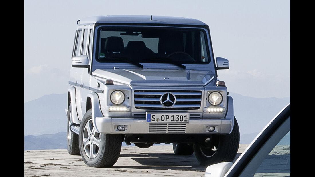 Mercedes G-Klasse G-Modell 2012