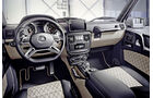 Mercedes G-Klasse Modelljahr 2015 Facelift