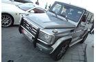 Mercedes G-Modell Abu Dhabi