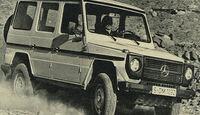 Mercedes, G-Modell, IAA 1979