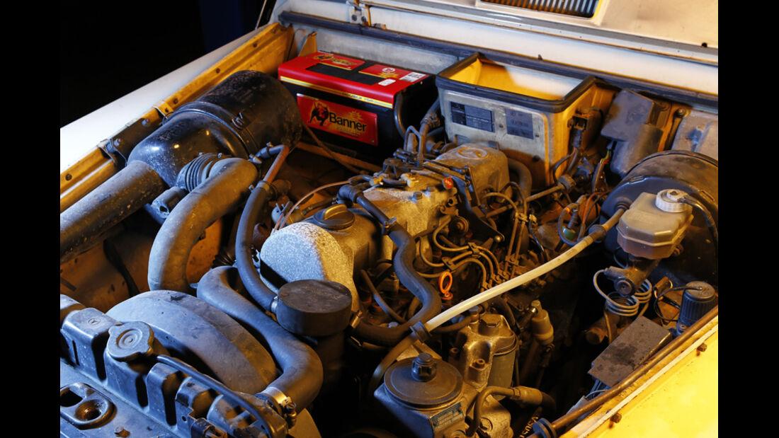 Mercedes G-Modell W 460, Motor