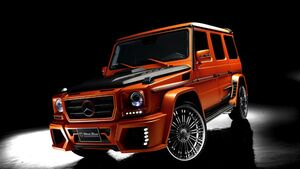 Mercedes G Sports Line Black Bison Edition Wald Tuning