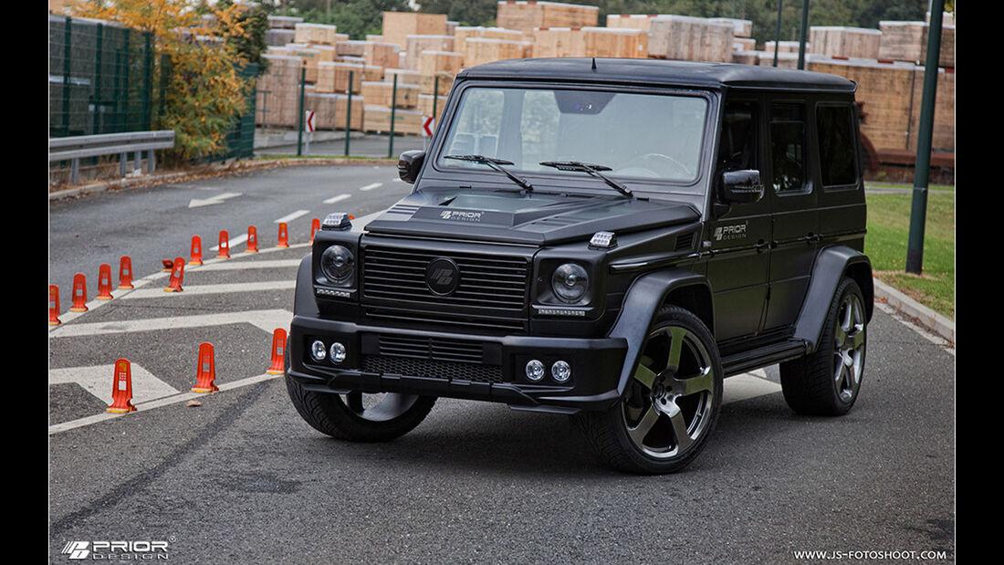 Mercedes G Wide Body Prior Design