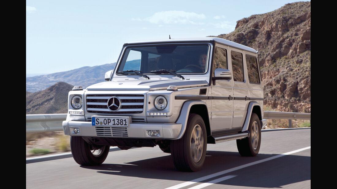 Mercedes G