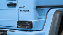 Mercedes G500 von Mansory